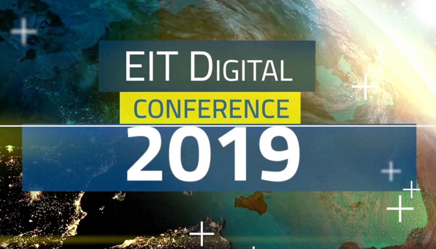 News & Blog EIT Digital Conference 2019